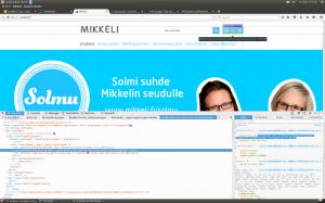 Mikkeli logo header